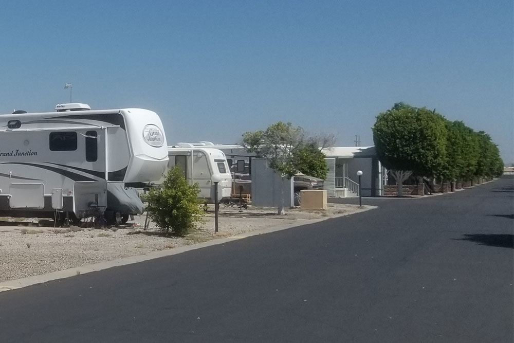 Cactus Mountain RV Site